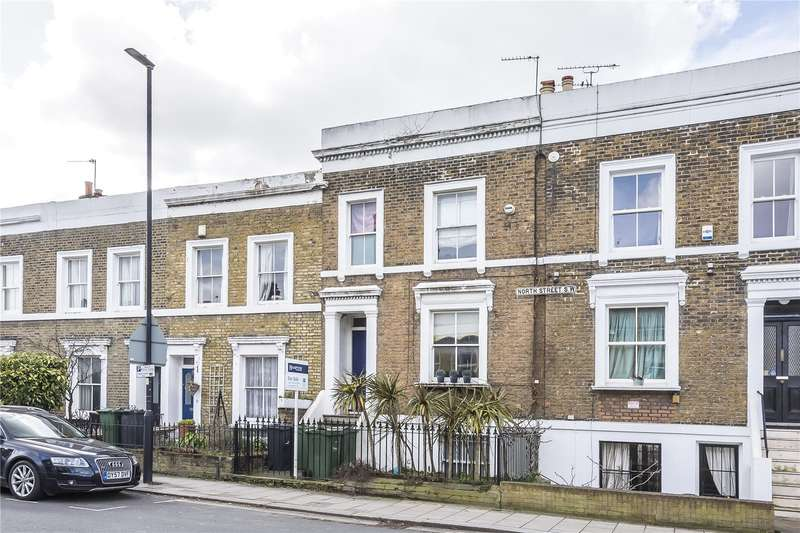 3 Bedrooms Terraced House for sale in North Street, London, SW4
