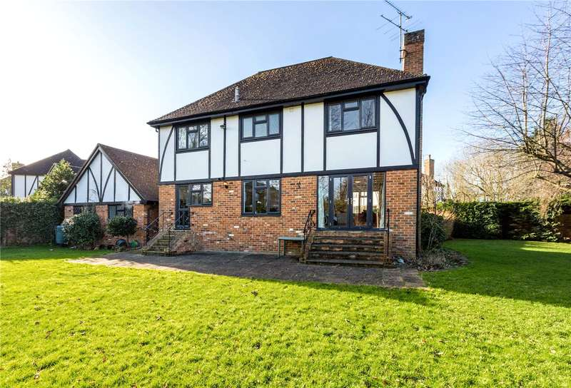 5 Bedrooms Detached House for sale in Chalgrove Close, Maidenhead, Berkshire, SL6