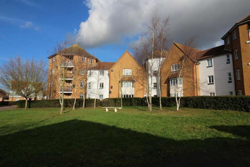2 Bedrooms Flat for sale in Chelsea Gardens, Church Langley, Harlow