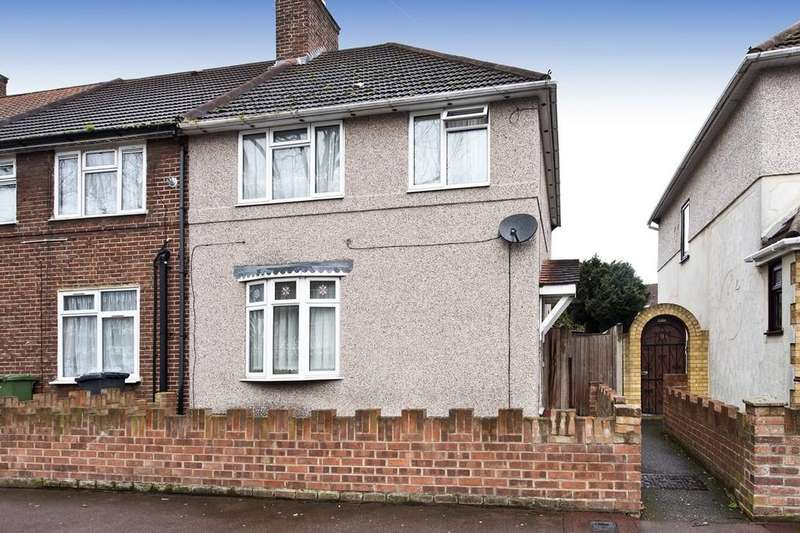 3 Bedrooms End Of Terrace House for sale in Dagenham Avenue, Dagenham
