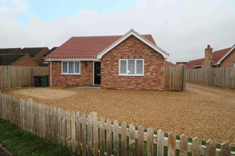 3 Bedrooms Detached Bungalow for sale in Woodside Park, Attleborough