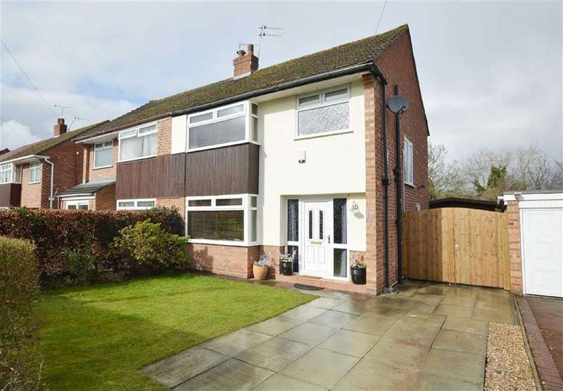 3 Bedrooms Semi Detached House for sale in Jocelyn Close, CH63