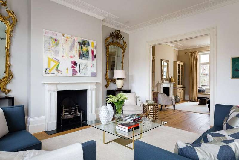 6 Bedrooms Terraced House for sale in Thurloe Square, South Kensington, SW7