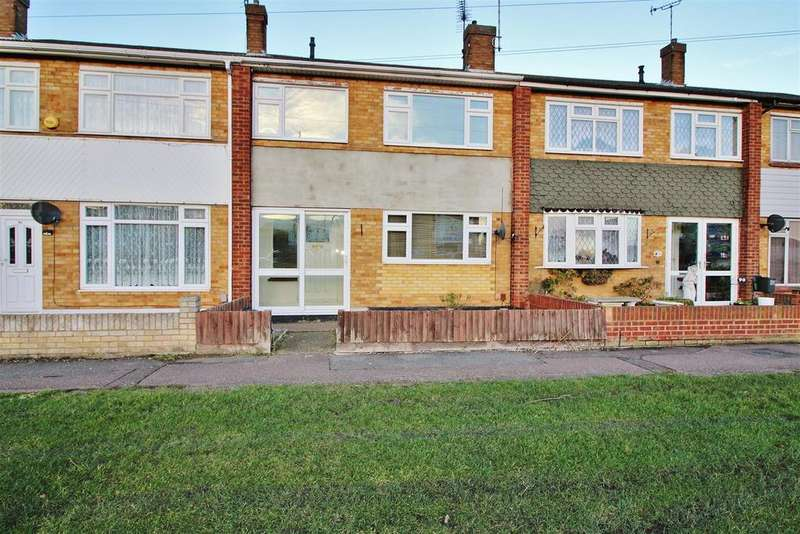 3 Bedrooms Terraced House for sale in Canvey Road, Canvey Island
