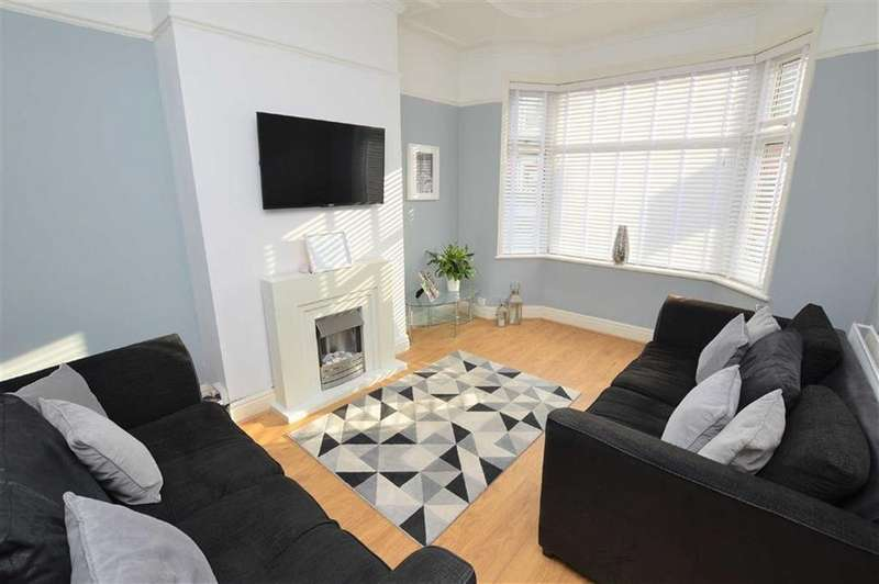3 Bedrooms Terraced House for sale in Southdale Road, CH42