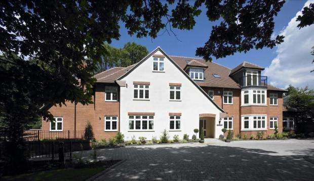 2 Bedrooms Apartment Flat for rent in Aston Park Grange, 160 Streetly Lane, Sutton Coldfield B74