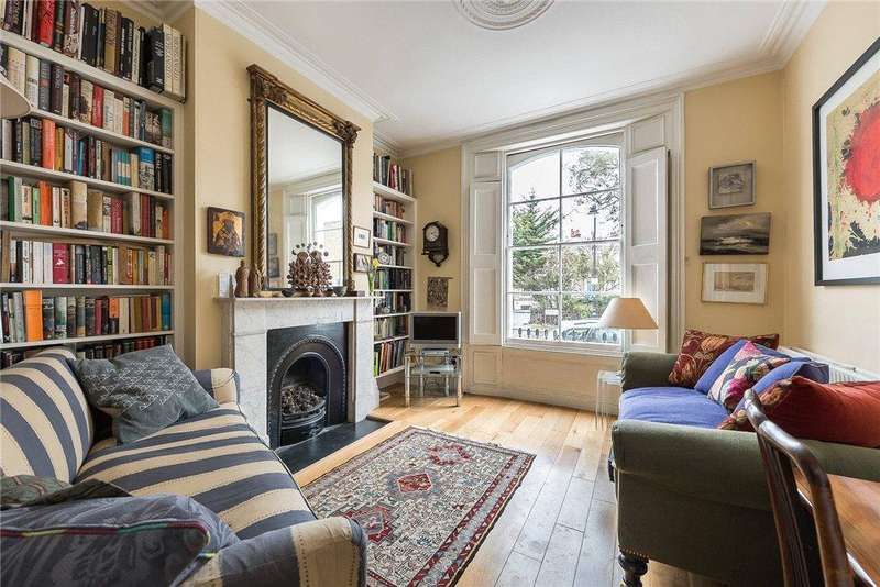 3 Bedrooms Terraced House for sale in Rydon Street, London, N1