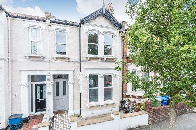 2 Bedrooms Flat for sale in Harlescott Road, Nunhead