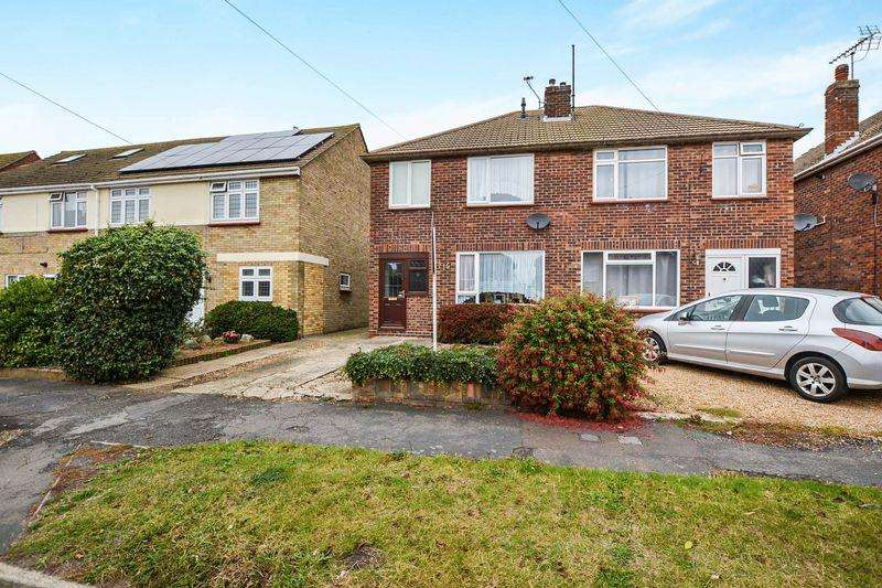 3 Bedrooms Semi Detached House for sale in THE ROYALS Crown Road, Clacton on Sea, Essex