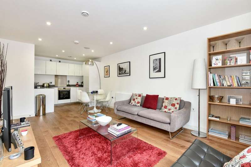 1 Bedroom Apartment Flat for sale in Bermondsey Central, Maltby Street, SE1