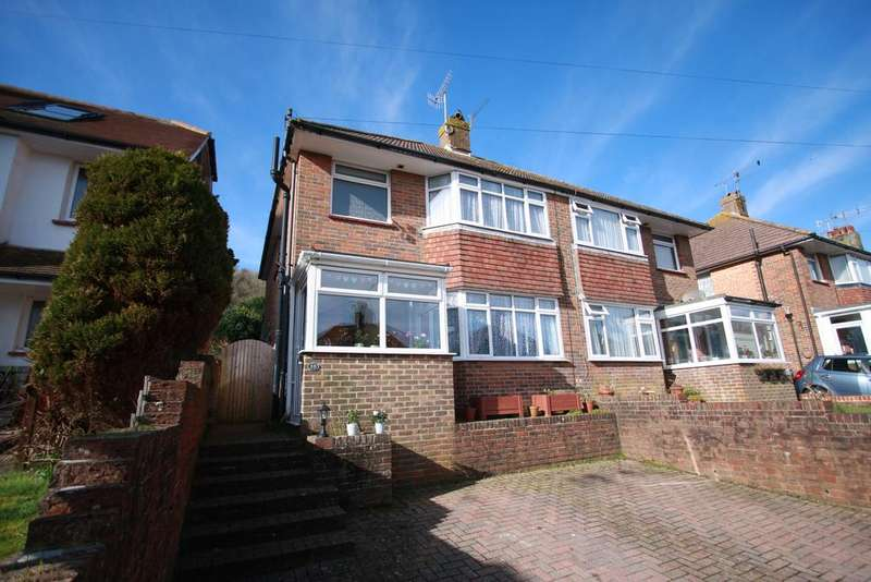 3 Bedrooms Semi Detached House for sale in Manvers Road, Eastbourne BN20