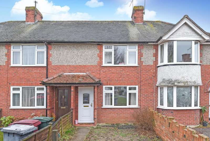 2 Bedrooms House for sale in Shirley Avenue, Reading, RG2