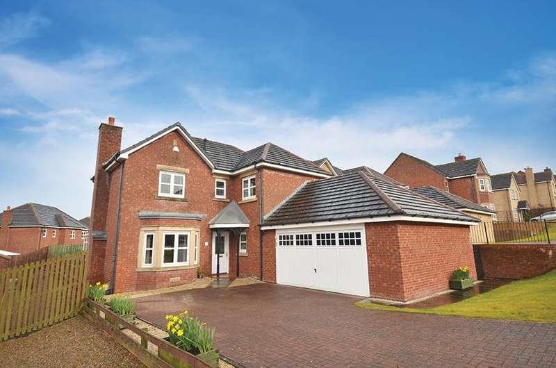 4 Bedrooms Detached Villa House for sale in 5 St Brides Way, Coylton, KA6 6QG