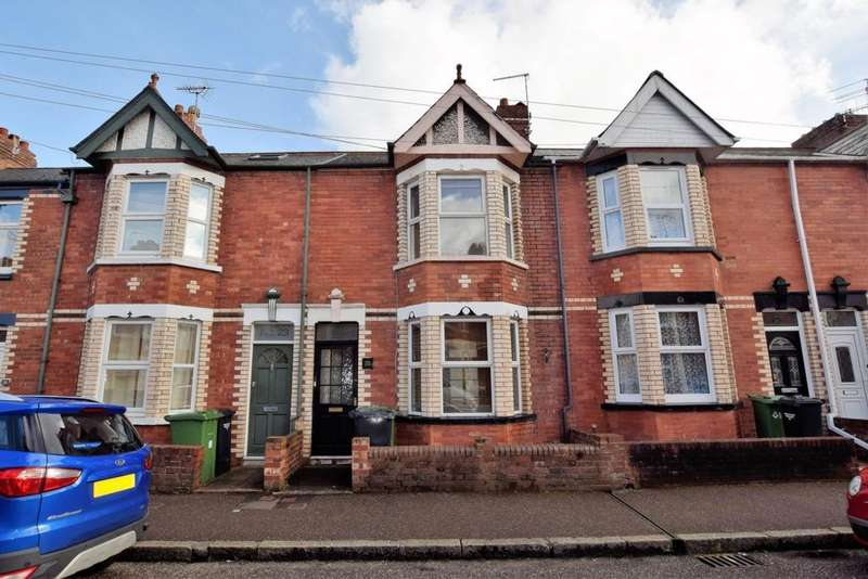 3 Bedrooms House for sale in Powderham Road, St Thomas, EX2