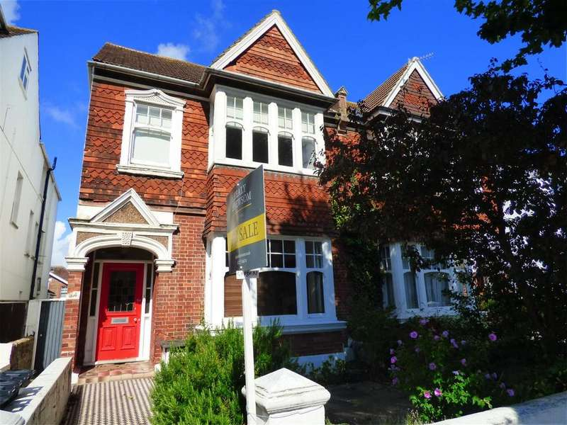 2 Bedrooms Apartment Flat for sale in Rutland Gardens, Hove