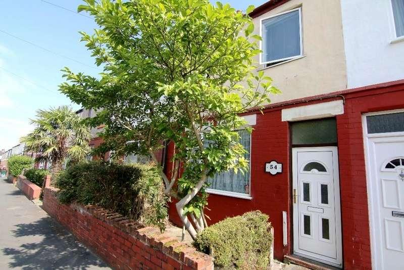 2 Bedrooms Terraced House for sale in Oldfield Road, Ellesmere Port