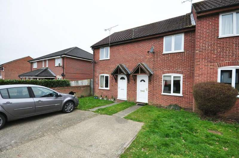 2 Bedrooms Terraced House for sale in Basham Street, Diss