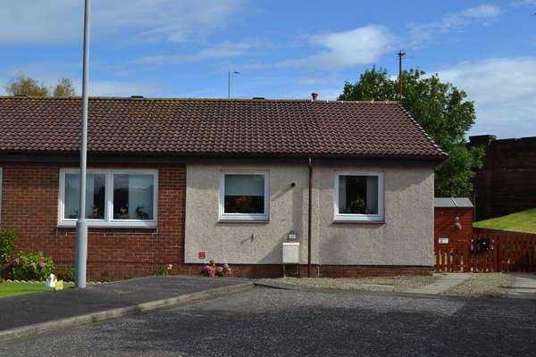4 Bedrooms Semi Detached Bungalow for sale in 19 Shellbridge Way, Ardrossan, KA22 8LP