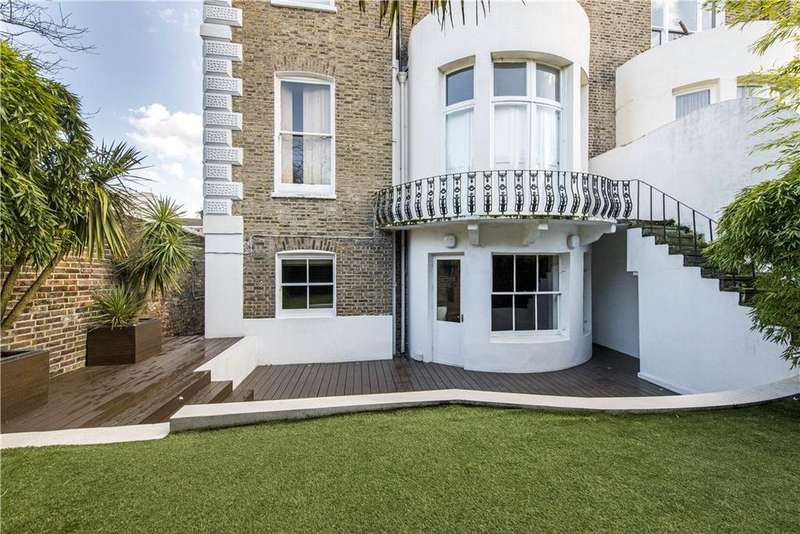 3 Bedrooms Flat for sale in Belsize Park, London, NW3