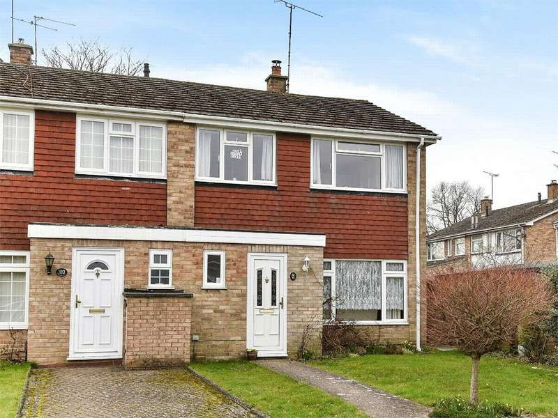 3 Bedrooms End Of Terrace House for sale in Farnborough, Hampshire