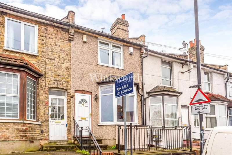2 Bedrooms Terraced House for sale in Tottenhall Road, London, N13
