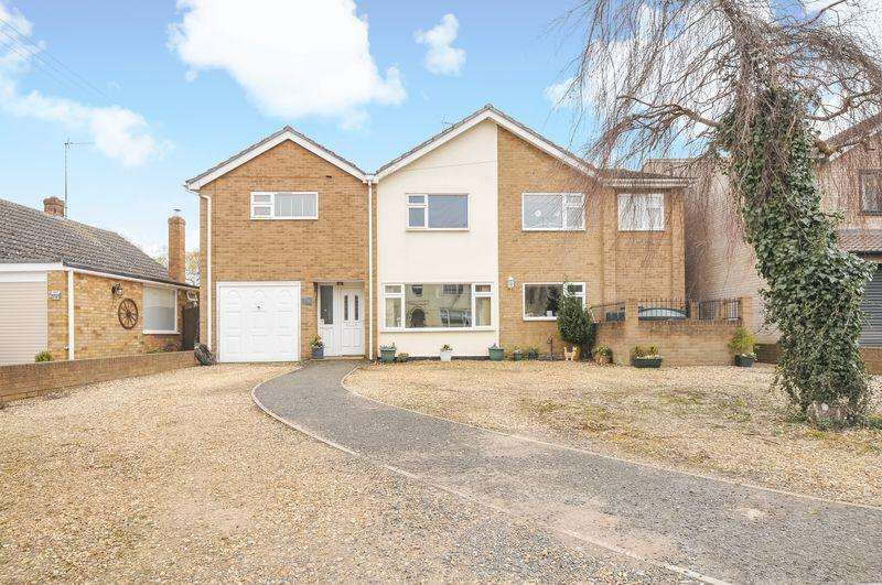 6 Bedrooms Detached House for sale in Eastgate, Deeping St James, Peterborough