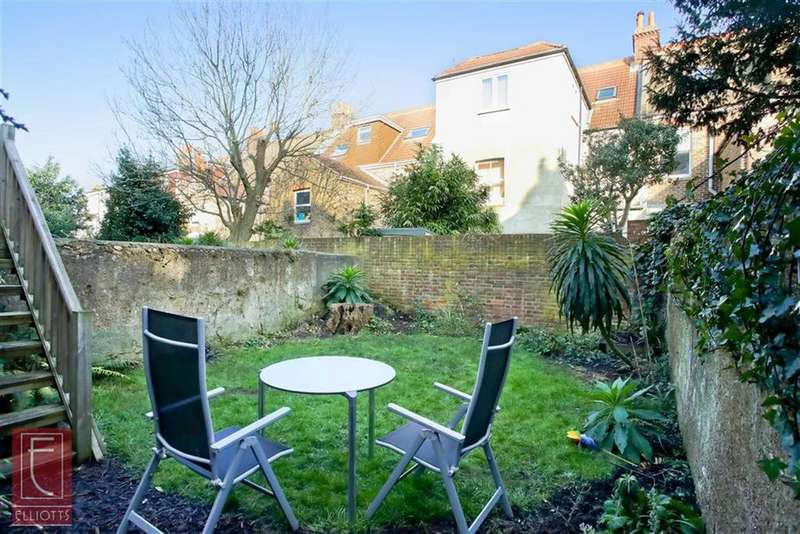 2 Bedrooms Apartment Flat for sale in Goldsmid Road, Hove, East Sussex