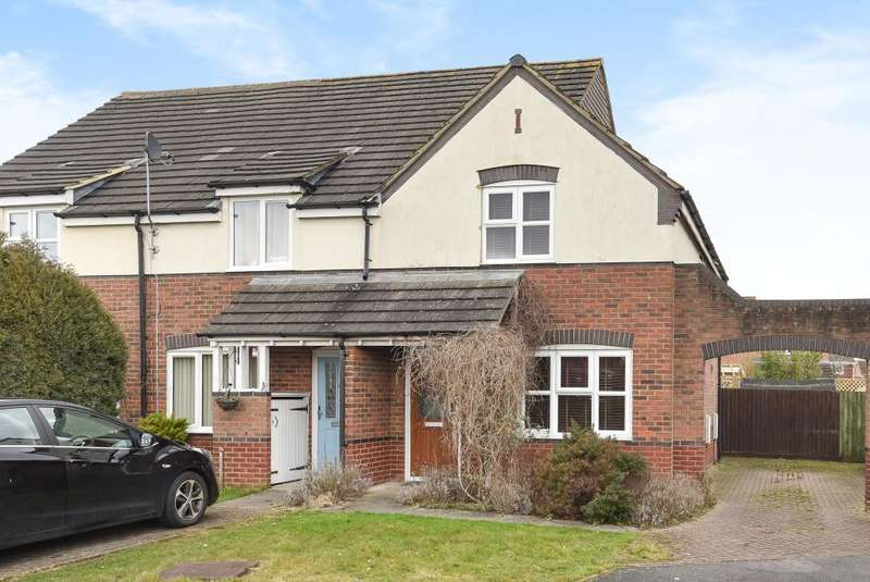 2 Bedrooms House for sale in Alder Close, Lower Earley, Reading, RG6
