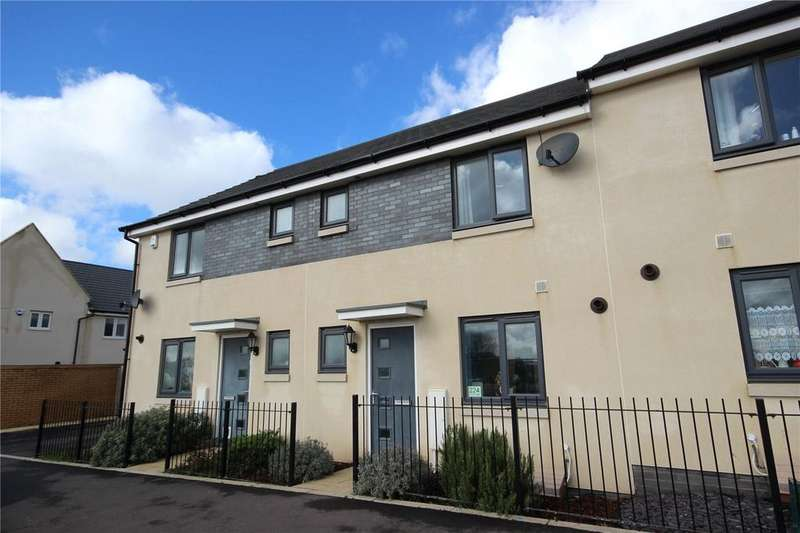 3 Bedrooms Terraced House for sale in Wood Street, Charlton Hayes, Patchway, Bristol, BS34