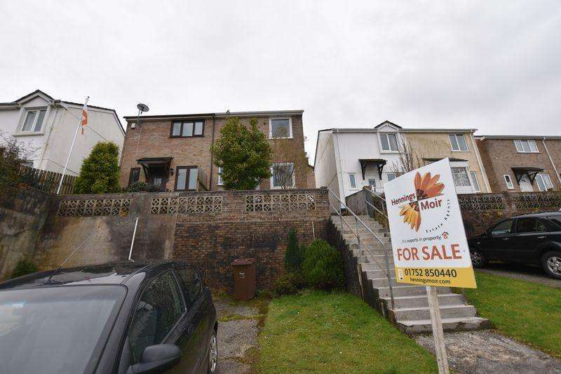 2 Bedrooms Semi Detached House for sale in Highertown Park, Landrake