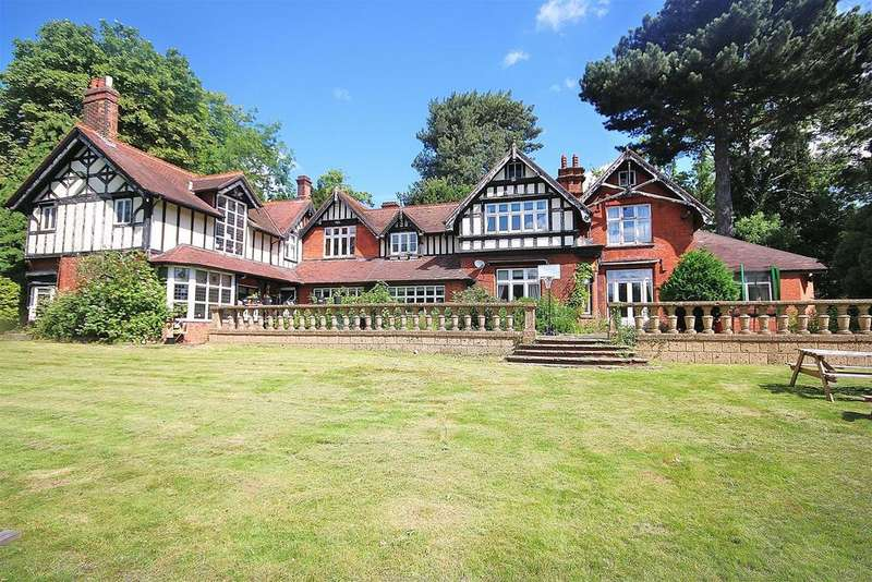 7 Bedrooms Land Commercial for sale in Kingswood House Queenswood, Clay Hill, Enfield