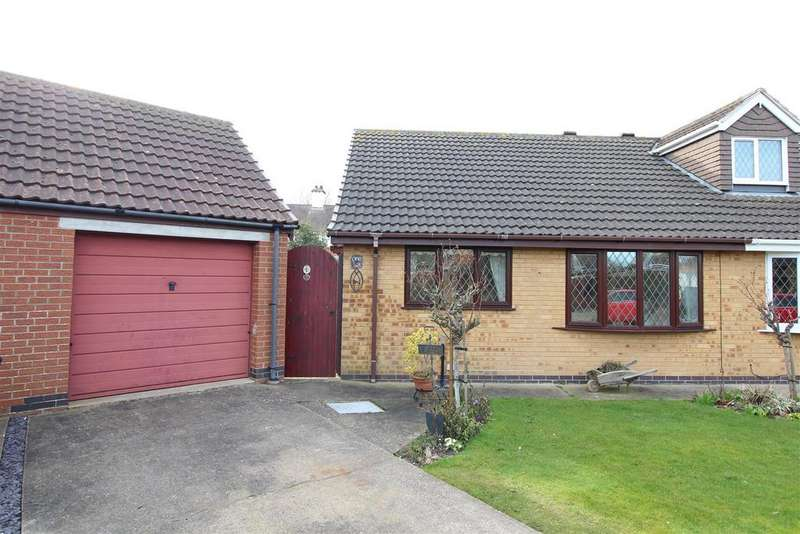 2 Bedrooms Detached Bungalow for sale in Amethyst Court, New Waltham, Grimsby