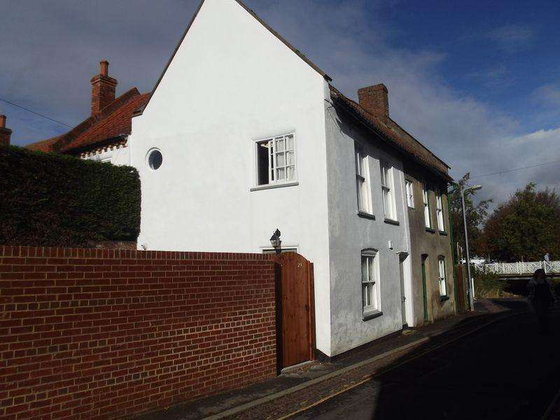 1 Bedroom Terraced House for rent in St Lawrence Street, Horncastle