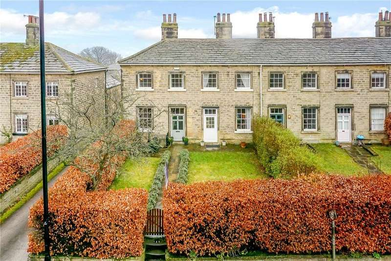 3 Bedrooms House for sale in 94 The Avenue, Harewood, Near Harrogate, West Yorkshire, LS17