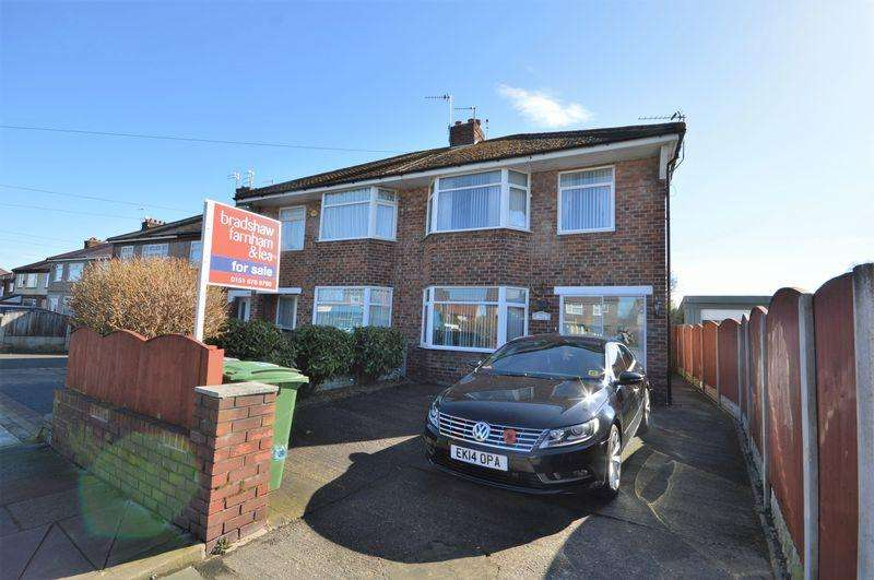 3 Bedrooms Semi Detached House for sale in Hoylake Road, Moreton