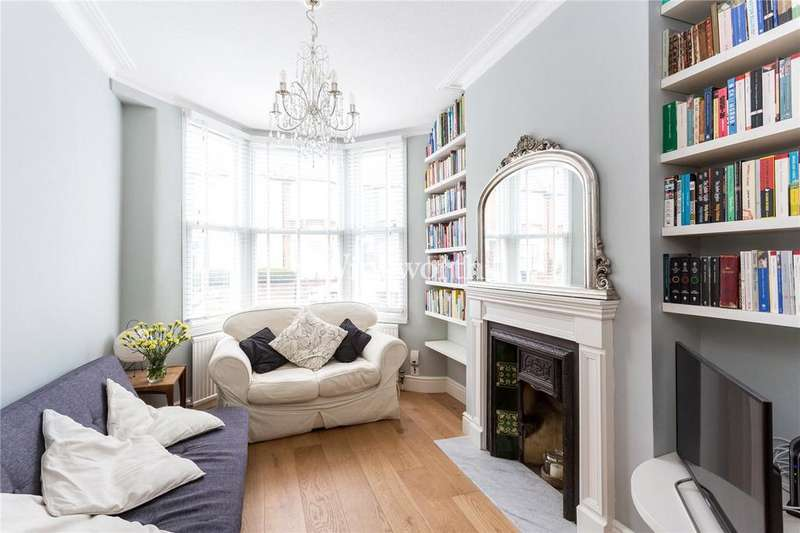 2 Bedrooms Terraced House for sale in Arnold Road, Seven Sisters, London, N15