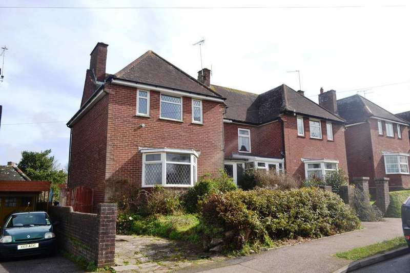 3 Bedrooms Semi Detached House for sale in Green Close, Exmouth