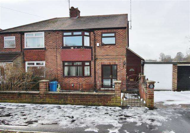 4 Bedrooms Semi Detached House for sale in Hastilar Road South, Richmond, Sheffield, S13 8LF