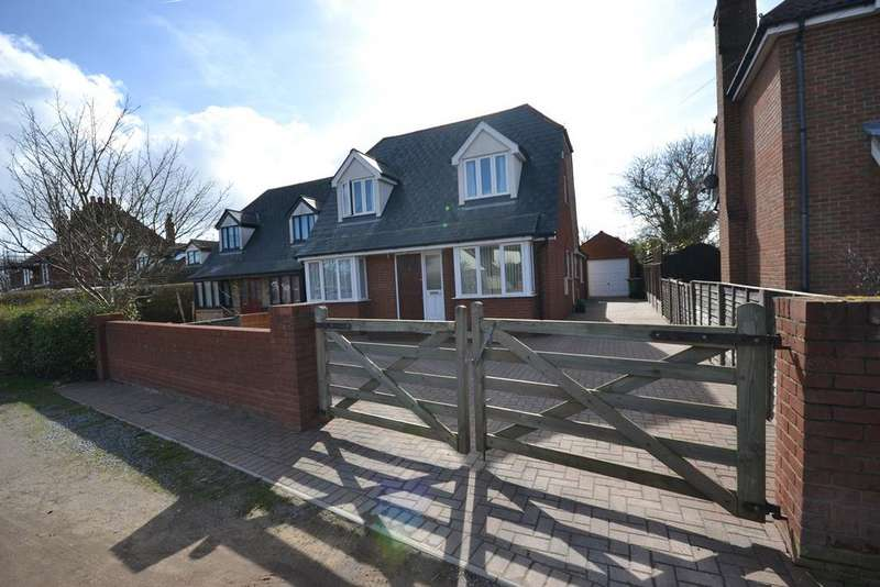 4 Bedrooms Detached House for sale in Waterworks Road, Tollesbury, Maldon, CM9