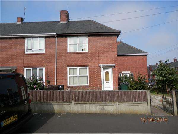 2 Bedrooms End Of Terrace House for sale in Greenford Road, Newcastle upon Tyne