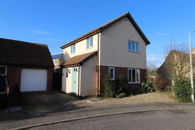 3 Bedrooms Detached House for sale in Fir Tree Close, Highwoods, Colchester