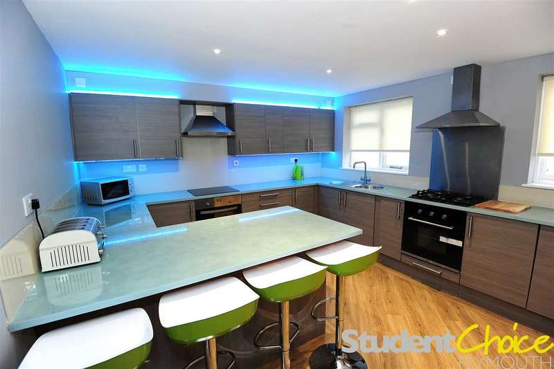 11 Bedrooms Detached House for rent in Bedford Villas, Amity Place, Plymouth