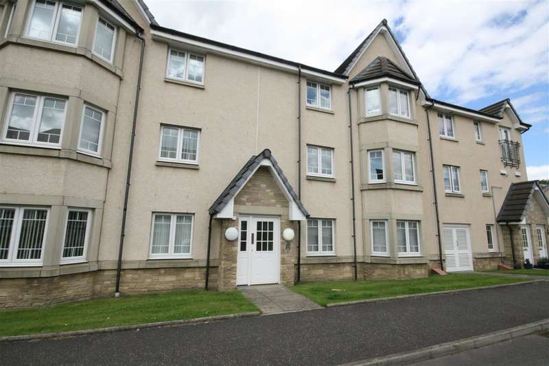 2 Bedrooms Apartment Flat for rent in 3 McCormack Place, Flat 3, Larbert