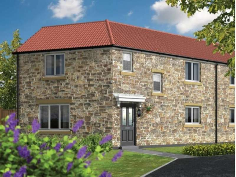 4 Bedrooms Semi Detached House for sale in Taw View, Bickington