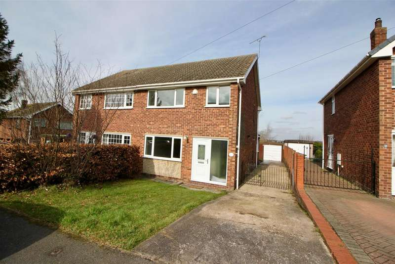 3 Bedrooms Detached House for sale in Pagdin Drive, Styrrup