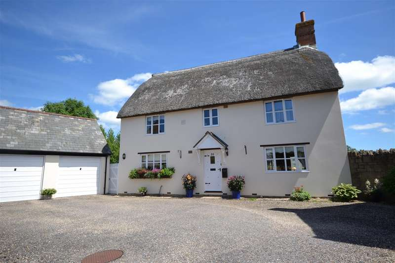 4 Bedrooms Detached House for sale in Pitchers, Salway Ash, Bridport