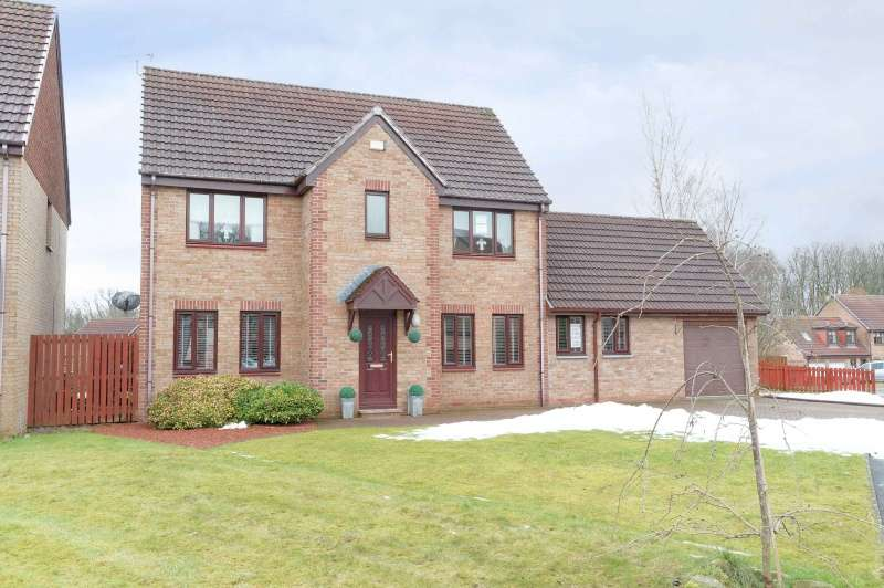 4 Bedrooms Detached Villa House for sale in Crawford Road, Houston, Johnstone, Renfrewshire, PA6 7DA