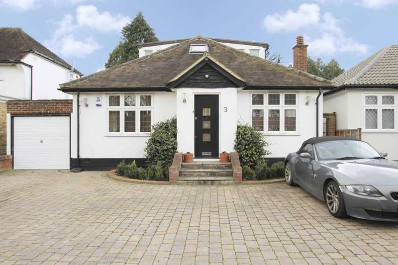 3 Bedrooms Detached Bungalow for sale in West End Lane, Pinner