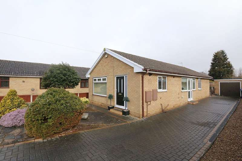 3 Bedrooms Detached Bungalow for sale in Birchdale Close, Edenthorpe, Doncaster, South Yorkshire, DN3 2JZ