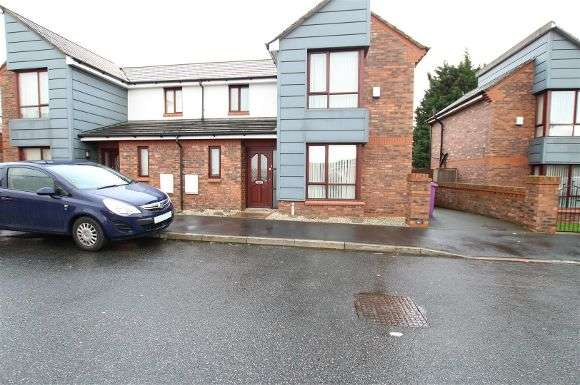 2 Bedrooms Semi Detached House for sale in Wychwood Close, Liverpool
